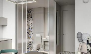 经济型30平米超小户型现代简约风格客厅装修效果图