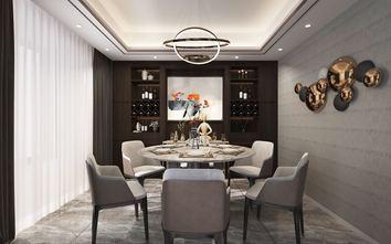 140平米三轻奢风格餐厅欣赏图