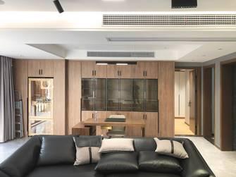 20万以上140平米三室一厅现代简约风格客厅欣赏图