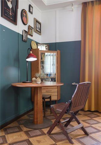 5-10万50平米一室一厅北欧风格餐厅图片