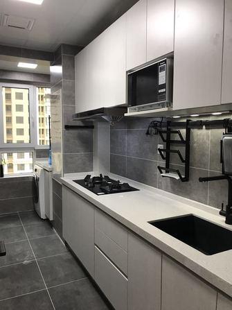3-5万90平米三混搭风格厨房图片大全