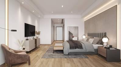 20万以上140平米四室三厅现代简约风格卧室设计图