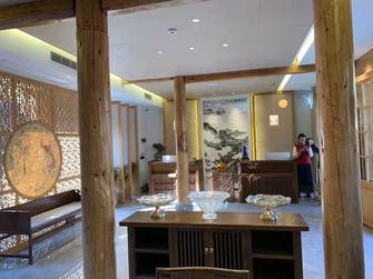 140平米新古典风格客厅效果图