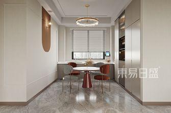 20万以上140平米别墅现代简约风格餐厅欣赏图