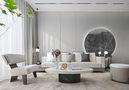 豪华型四现代简约风格客厅装修案例