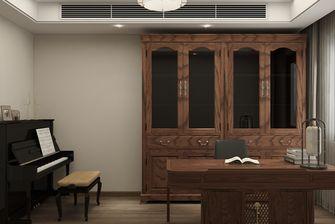 120平米法式风格书房图