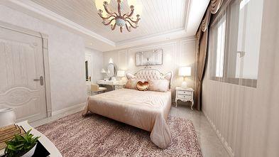140平米三室一厅现代简约风格卧室装修图片大全