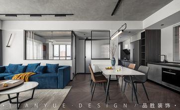 10-15万140平米四室两厅工业风风格客厅图片