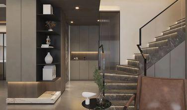 豪华型140平米三室两厅现代简约风格走廊图片大全