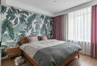 富裕型90平米现代简约风格卧室效果图