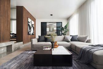 20万以上140平米三室一厅中式风格客厅图片大全