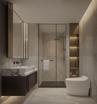 豪华型140平米三室一厅中式风格卫生间装修图片大全