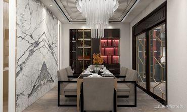 20万以上140平米四中式风格餐厅效果图