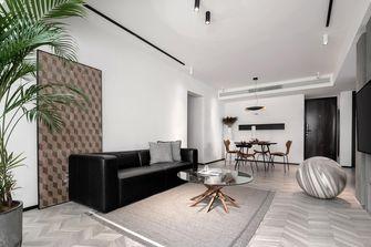 20万以上120平米三室两厅工业风风格客厅设计图