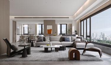豪华型130平米欧式风格客厅装修图片大全