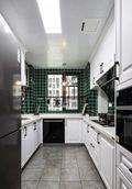 富裕型三室两厅混搭风格厨房图片