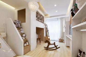 经济型80平米三室一厅现代简约风格卧室效果图