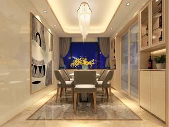 15-20万140平米三轻奢风格餐厅图片大全