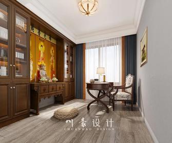 10-15万140平米复式美式风格书房效果图