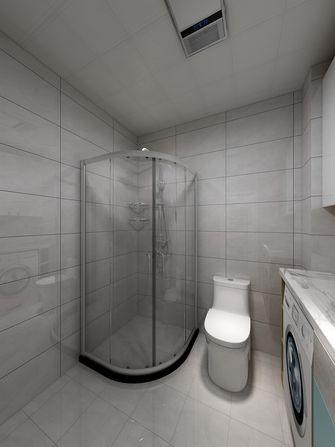 10-15万70平米现代简约风格卫生间装修案例