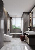 豪华型140平米别墅欧式风格卫生间设计图