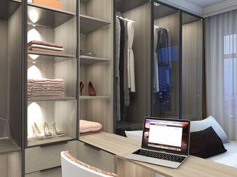 5-10万110平米三室两厅轻奢风格书房装修图片大全