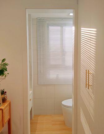经济型80平米三室两厅北欧风格卫生间装修效果图