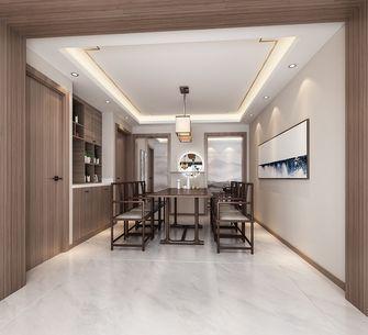 豪华型140平米四室两厅中式风格餐厅欣赏图