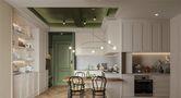 5-10万70平米法式风格厨房装修效果图