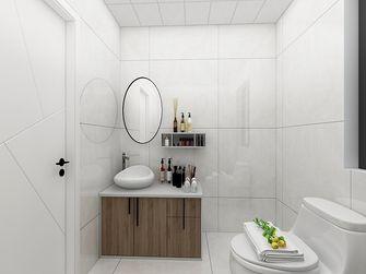 富裕型130平米三室两厅北欧风格卫生间装修案例