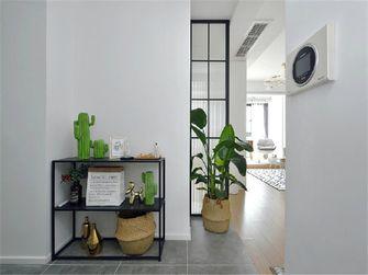 富裕型100平米现代简约风格玄关设计图