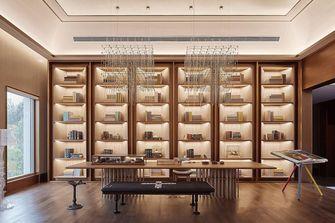 豪华型140平米别墅混搭风格书房图片