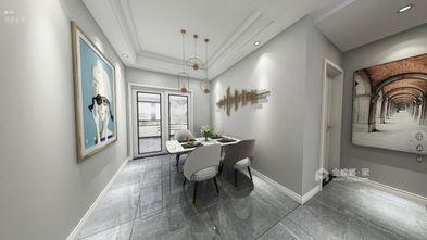 富裕型120平米三欧式风格餐厅设计图