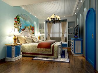 豪华型140平米地中海风格卧室效果图