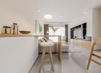 富裕型110平米四室两厅日式风格客厅欣赏图