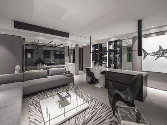 20万以上140平米四室两厅轻奢风格客厅装修案例