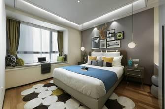 10-15万110平米三室两厅欧式风格卧室效果图