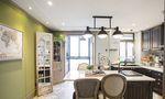豪华型140平米四室三厅法式风格餐厅设计图