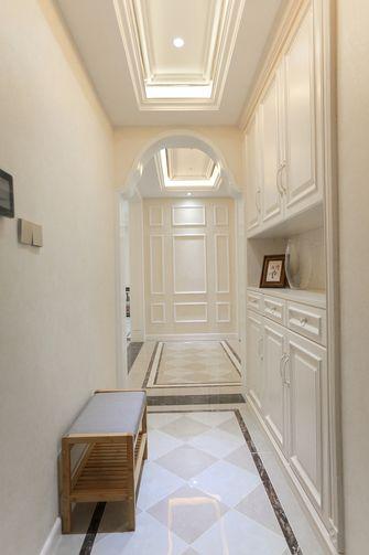 豪华型140平米三室两厅美式风格玄关图片大全