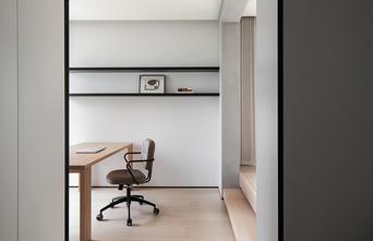 10-15万90平米复式日式风格书房图片