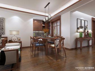 140平米三室两厅中式风格其他区域装修效果图
