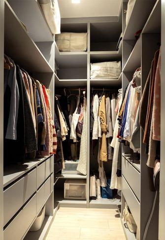 富裕型70平米一居室北欧风格衣帽间图片大全