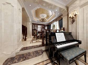 10-15万140平米三室三厅欧式风格客厅设计图