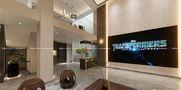140平米复式中式风格影音室装修案例