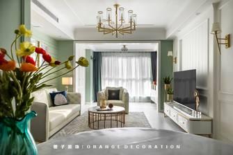 经济型140平米四室两厅法式风格客厅图片