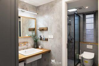 120平米三室一厅新古典风格卫生间图片大全