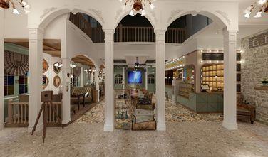 100平米公装风格餐厅图片