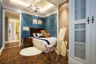 20万以上140平米别墅欧式风格卧室图