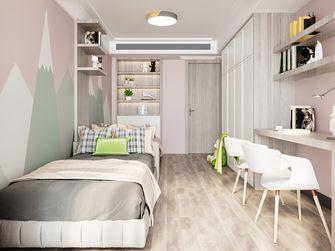 20万以上140平米别墅北欧风格青少年房装修效果图