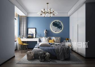 110平米三中式风格卧室装修效果图